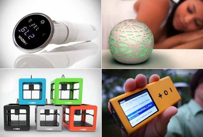 Самые успешные проекты на сайте Kickstarter за 2014 год