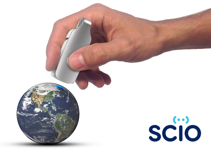 ScIO – карманный молекулярный датчик для использования в быту