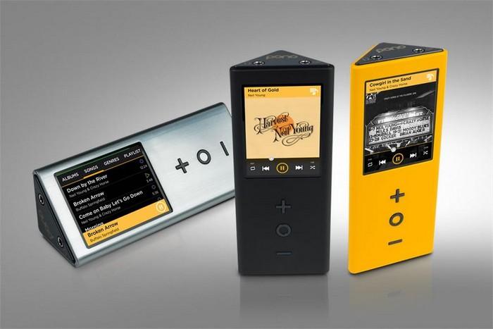 PonoPlayer – аудиоплеер со студийным качеством звука