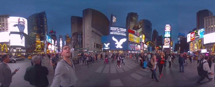 Giroptic 360cam – FullHD-камера с углом съемки 360 градусов