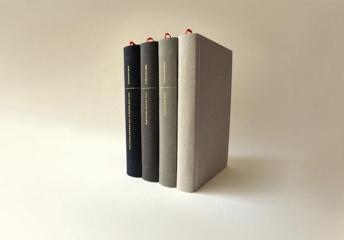 Bibliotheca – Библия в виде приключенческого романа