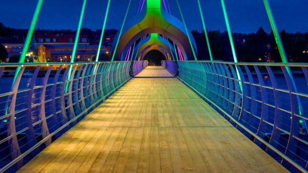 Solvesborgsbron – самый длинный мост в Европе. Источник фото: digitaliz.se