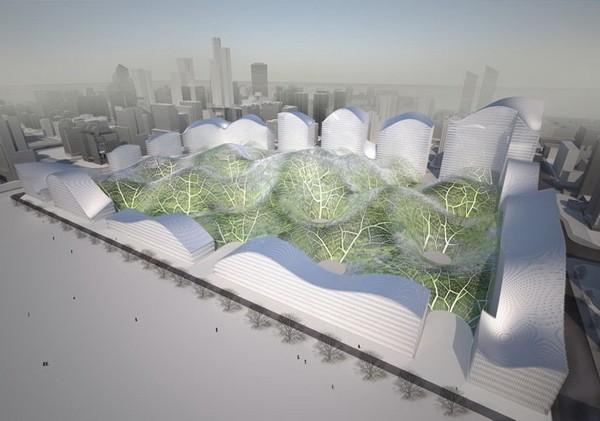 Bubbles – купол, под которым всегда хорошая погода. Источник фото: Orproject