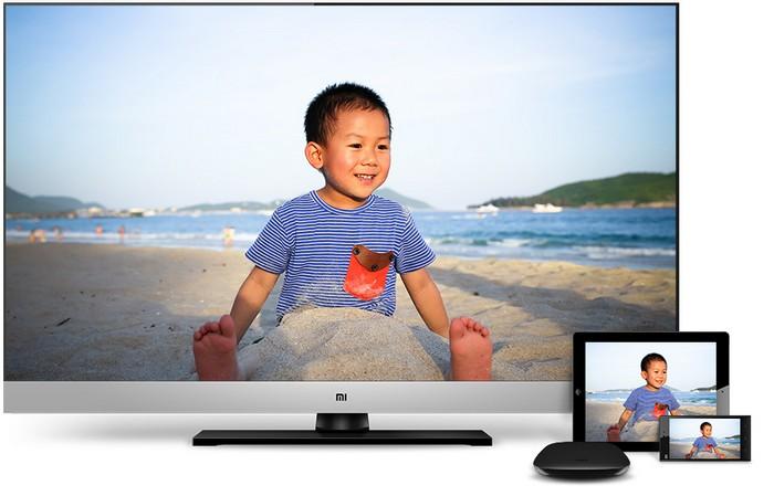 Телевизионная приставка Xiaomi Mi Box