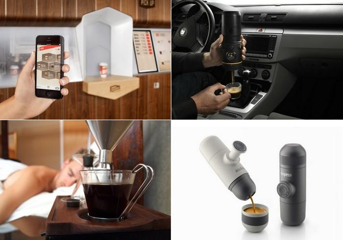 Лучшие современные устройства для любителей кофе