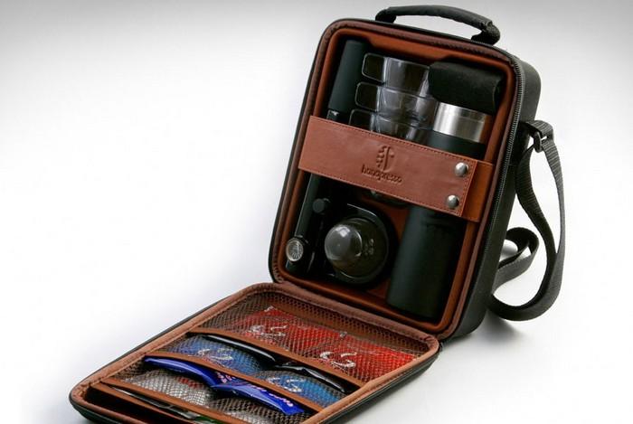 Handpresso Outdoor Espresso Set – дорожный набор для кофемана