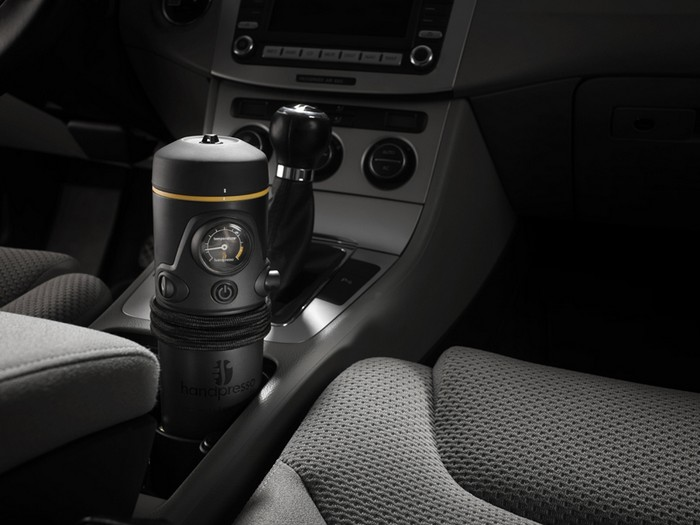 Handpresso Auto Machine – кофеварка для автомобилистов