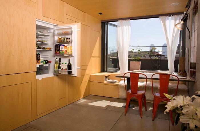 Квартира-трансформер площадью 24 квадратных метра