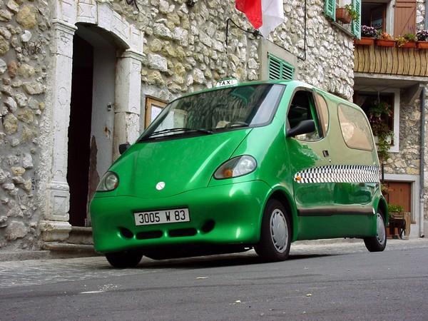 Tata OneCAT – первый в мире серийный автомобиль на сжатом воздухе