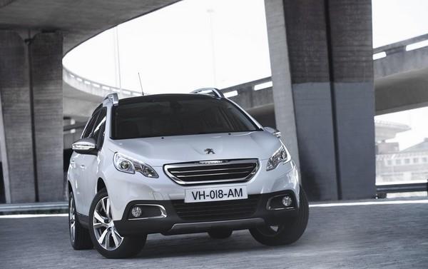 Peugeot 2008 – новый вид гибридный автомобилей