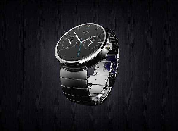 Умные часы Moto 360 от Motorola. Источник фото: androidcentral.com