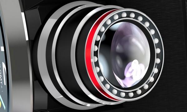 Hyetis Crossbow – умные часы с камерой на 41 мегапиксель. Источник фото: worldissmall.fr
