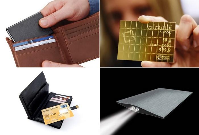 Самые необычные и интересные устройства размером с кредитную карточку