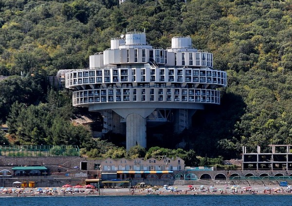 Санаторий Курпаты. Источник фото: panoramio.com