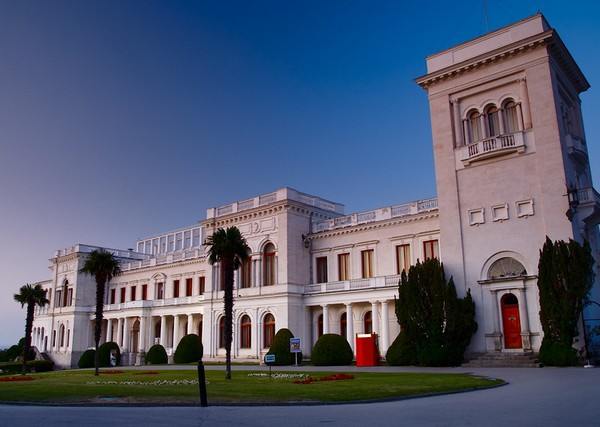 Ливадийский дворец. Источник фото: blog.yaltarealt.in.ua