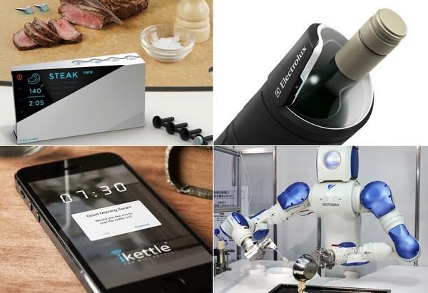 Кухня будущего: 5 самых впечатляющих кухонных технологий
