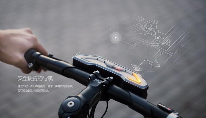 Dubike – уникальный умный велосипед от компании Baidu