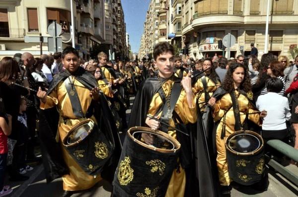 Пасхальный парад в городе Эльче в Испании. Источник фото: europe-today.ru