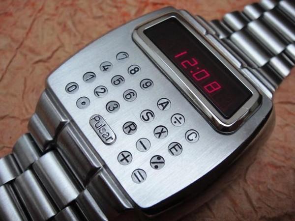 Pulsar Module 1: первые часы с калькулятором