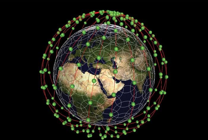 Глобальная система спутникового Интернета