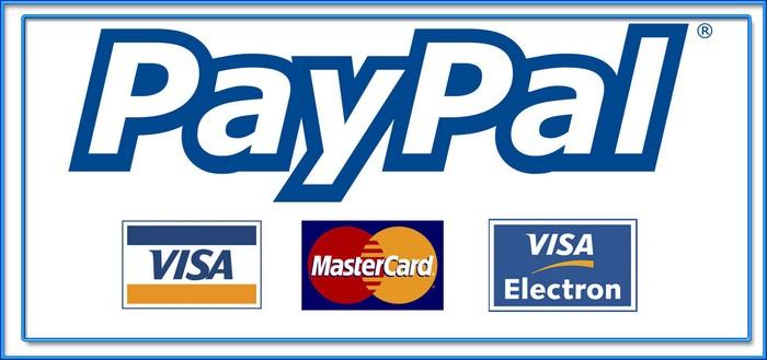 Логотип компании PayPal