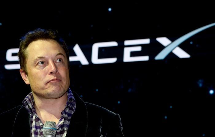 Илон Маск - основатель компании SpaceX