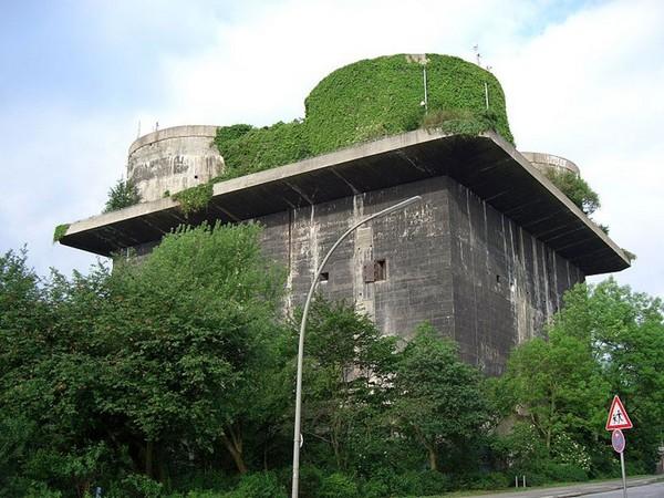 Energy Bunker до реконструкции. Источник фото: iba-hamburg