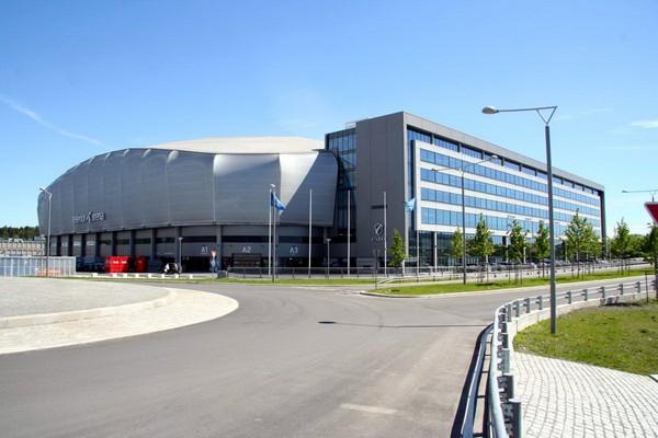 Стадион Telenor Arena в Осло