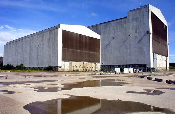 Комплекс B&W Hallerne в Копенгагене