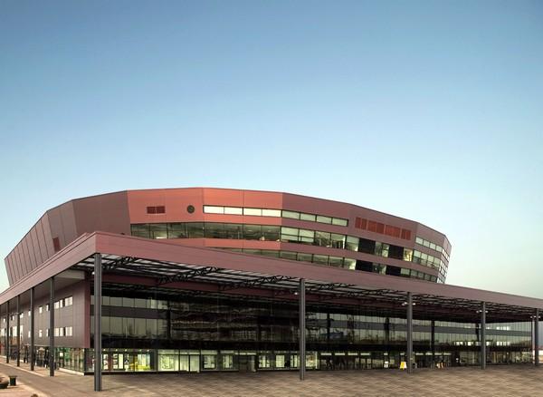 Хоккейный стадион Мальме-Арена в Мальме