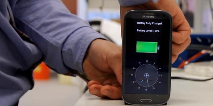 Аккумулятор от StoreDot заряжается за 30 секунд