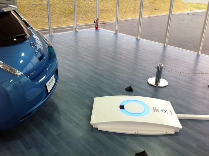 Nissan Leaf – зарядить 80 процентов аккумуляторов за тридцать минут