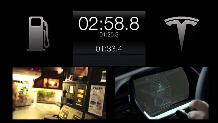 Замена аккумуляторов на автомобилях от Tesla Motors