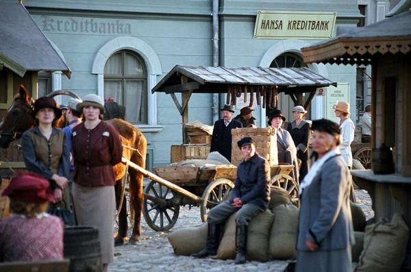 Cinevilla – латвийский Голливуд. Источник фото: latvia.travel