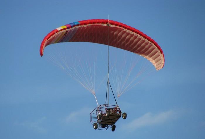 Летающий автомобиль I-TEC Maverick