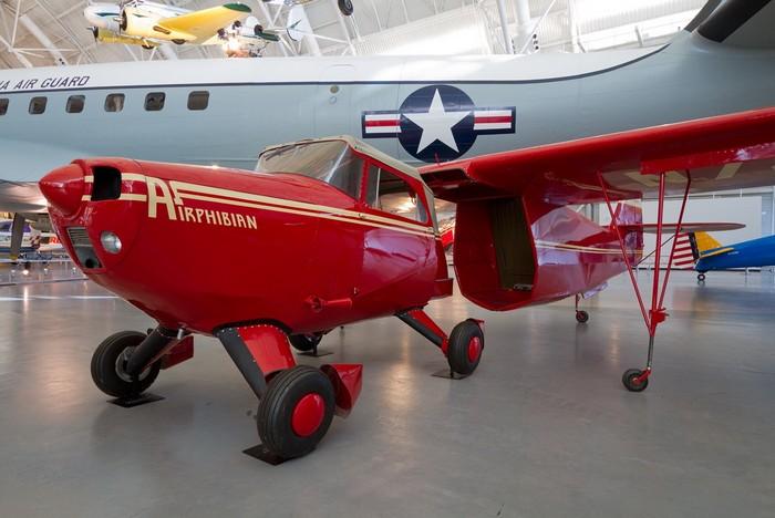 Летающий автомобиль Airphibian