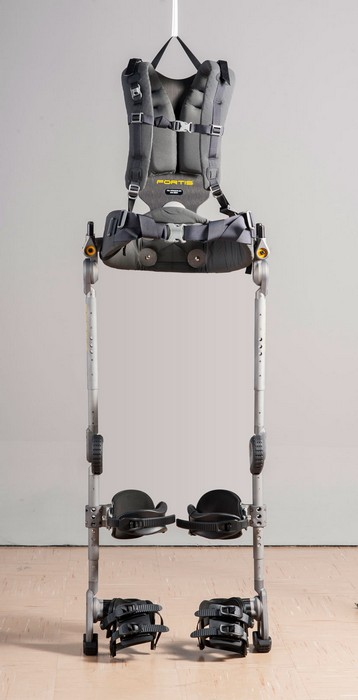 Fortis – экзоскелет для американской армии от Lockheed Martin