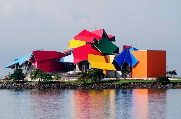 Biomuseo – пестрый музей в Панаме от Фрэнка Гери. Источник фото: istmophoto.com
