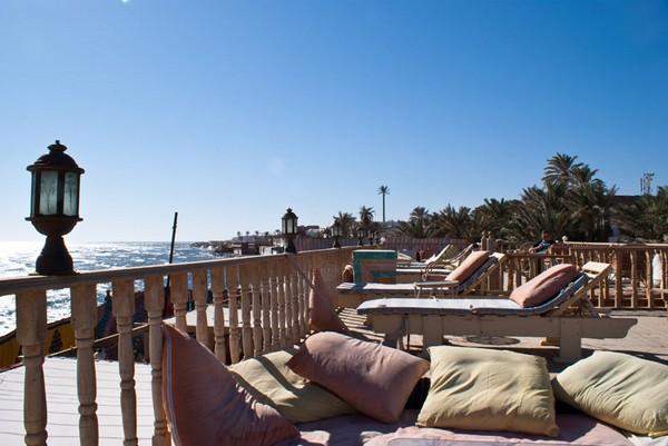 Отдых на берегу Красного моря