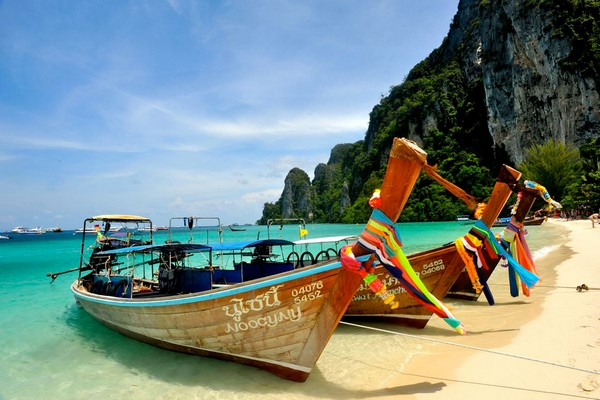 Природные красоты Таиланда