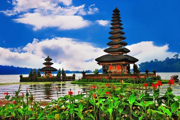 Историческая архитектура на Бали