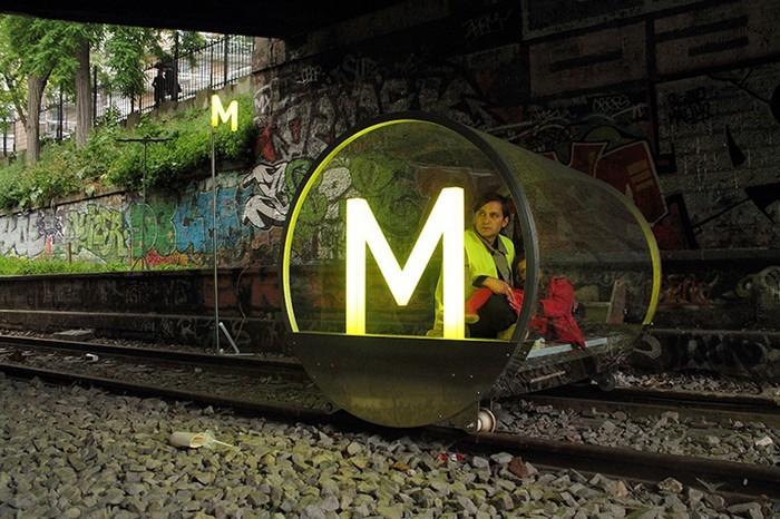 M-Blem – персональный железнодорожный транспорт для мегаполисов