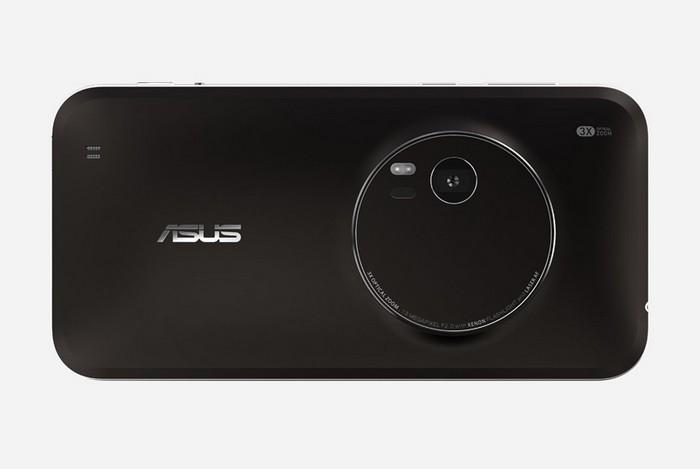 Смартфон ASUS ZenFone 2 с двенадцатикратным оптическим приближением