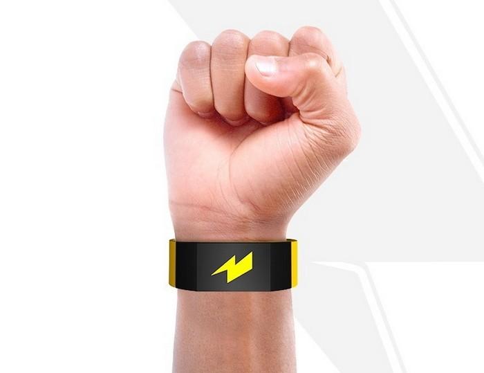 Pavlok – мотивационный браслет, который бьет током за лень