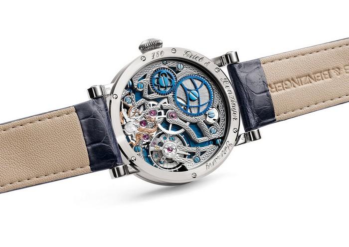 Grieb&Benzinger St. George – элитные часы к Сочинской Олимпиаде