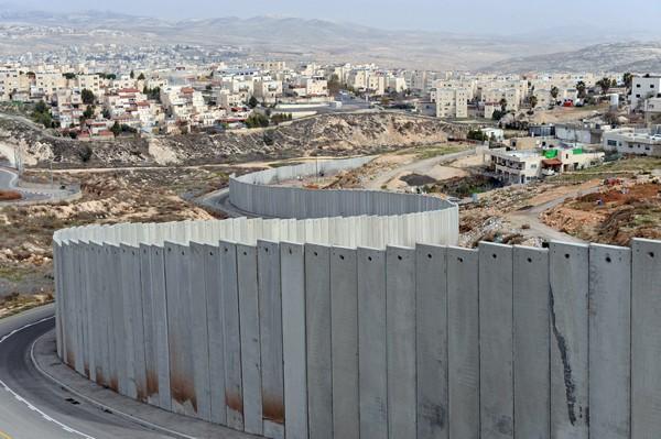 Израильский разделительный барьер