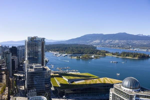 Зеленый город Ванкувер