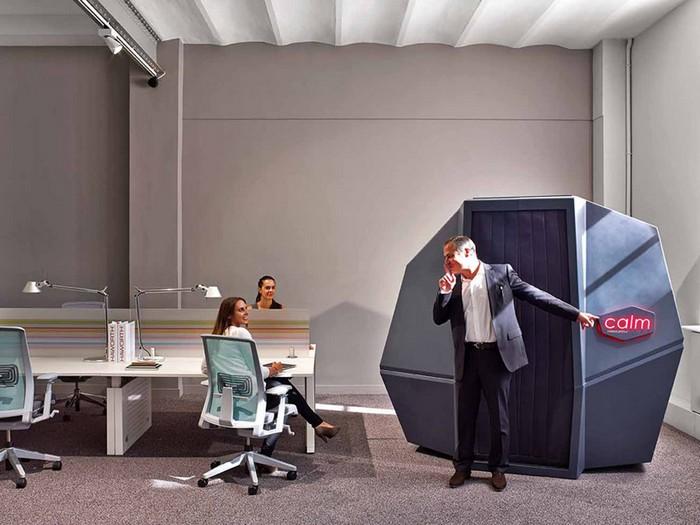 HAWORTH Calmspace – место для отдыха на работе