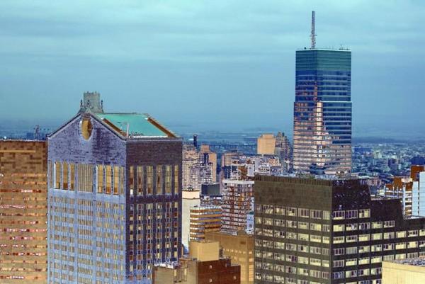 Башня Сони. Нью-Йорк. Филип Джонсон