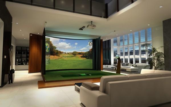 Championship – самый масштабный домашний симулятор гольфа